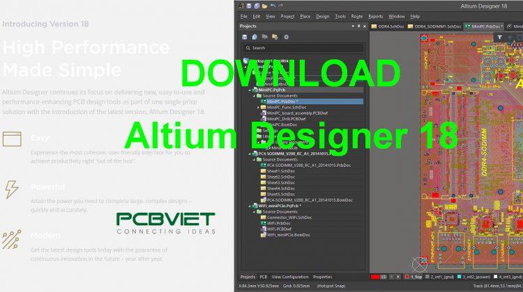Download Altium Designer 18 Beta